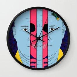 Damien Hirst Wall Clock