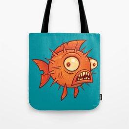 Pufferfish Tote Bag