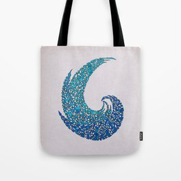 - new wave - Tote Bag