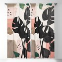 Monstera Summer Glam #2 #tropical #decor #art #society6 by anitabellajantz