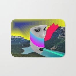 landscape of colors Bath Mat