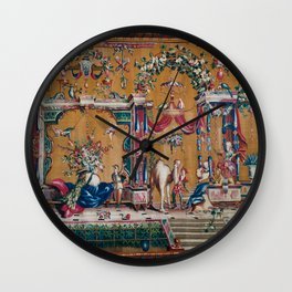 The Camel Wall Clock
