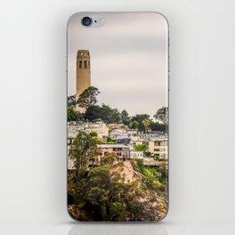 Telegraph Hill iPhone Skin
