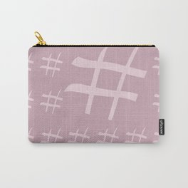 Digital hash tags Carry-All Pouch