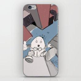 Humpty Dumpty's Free Fall iPhone Skin
