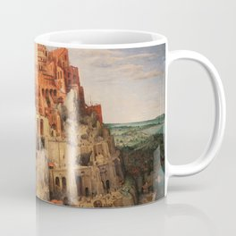 The Tower of Babel by Pieter Bruegel the Elder Coffee Mug