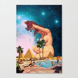 The Sphinx Canvas Print