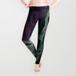 its all about life  Leggings