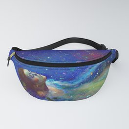 Diving in Fanny Pack
