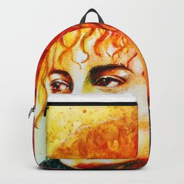 Man in the mirror Backpack