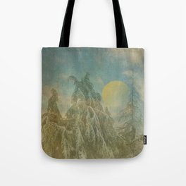 Epic Winter Tote Bag