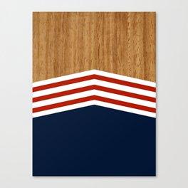 Vintage Rower Ver. 3 Canvas Print
