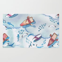 Shallow Water Rug