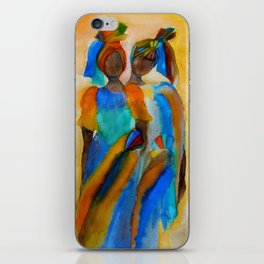 African costumes iPhone Skin