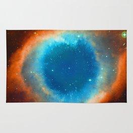 Eye Of God - Helix Nebula Rug