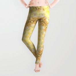 Kaleidoscope , mandala 14 Leggings