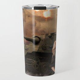 War Never is Good Travel Mug
