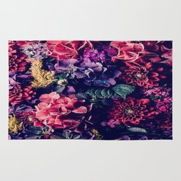 Flowers pattern Rug