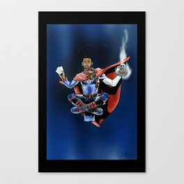 Chris Paul the deceiver Canvas Print