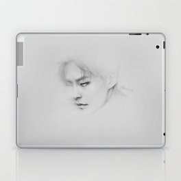 In my dreams you are a part of me. P8 Laptop & iPad Skin