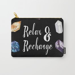 Relax & Recharge Carry-All Pouch