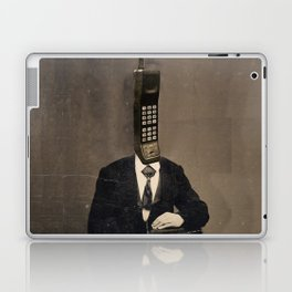 Faces of the Past: Cellular Laptop & iPad Skin