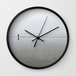 New Zealand's beauty *Rabbit Island Wall Clock