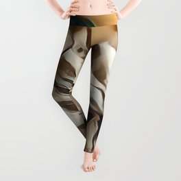 Spirit Of The Wolf Leggings