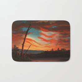 Our Banner In The Sky Bath Mat