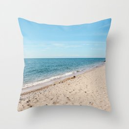 AFE Kew-Balmy Beach 9 Throw Pillow