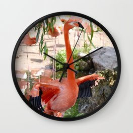 showoff Wall Clock