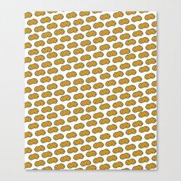 Too Many Potatoes Canvas Print
