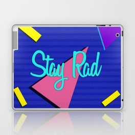 Stay Rad Laptop & iPad Skin