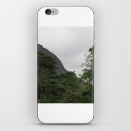 Wales Landscape 4 Cader Idris and Trees iPhone Skin