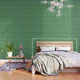 Modern Argyle 2 Wallpaper