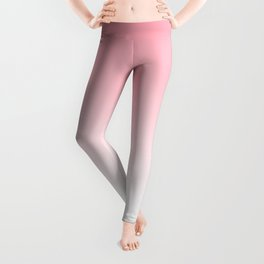 Pink Sunset Gradient Leggings