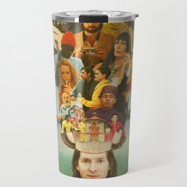 The Mind of Wes Anderson Travel Mug