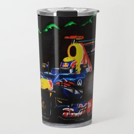 Webber given wings Travel Mug