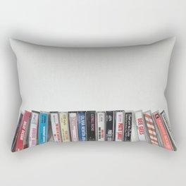 Full Tilt Cassettes Rectangular Pillow