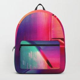 Colorful Entrance Backpack