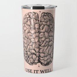 Use it well Travel Mug