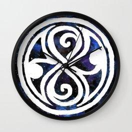 The Seal of Rassilon Wall Clock