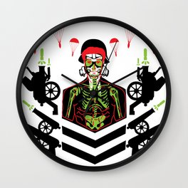 From Chaos Wall Clock