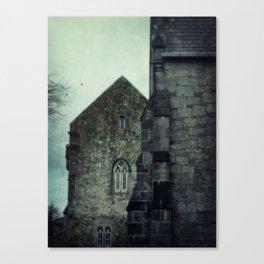 Ancient Church in Ireland Canvas Print