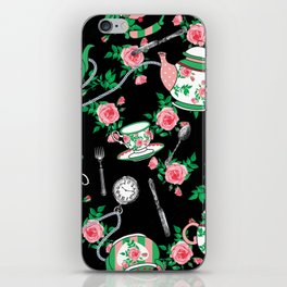 Time for tea 2 iPhone Skin