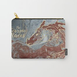 The Scorpio Races - Red as the Sea Carry-All Pouch