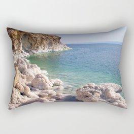 Salty Banks Rectangular Pillow