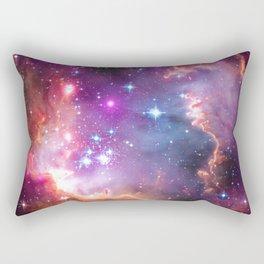 Angelic Galaxy Rectangular Pillow