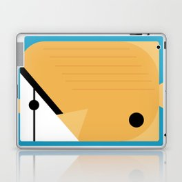 Butterfly Fish Laptop & iPad Skin