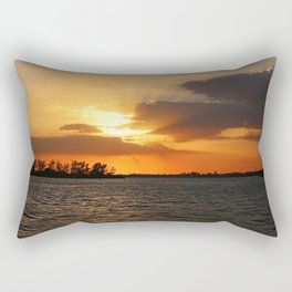 No Intentions Rectangular Pillow